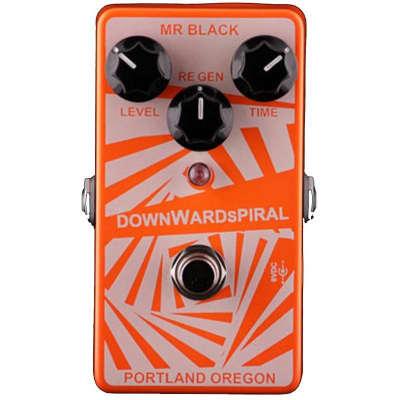 Mr. Black Downward Spiral