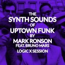 The Synth Sounds Of Uptown Funk By Mark Ronson Feat. Bruno Mars - Logic X Session - Reverb Exclusive