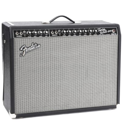 "Fender '65 Twin Reverb Reissue 85-Watt 2x12"" Guitar Combo"