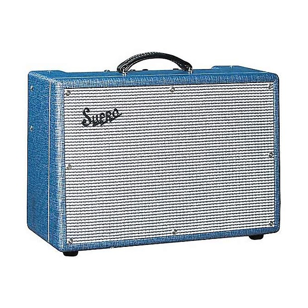 supro 1650rt royal reverb 604535w 2x10 guitar tube combo reverb. Black Bedroom Furniture Sets. Home Design Ideas