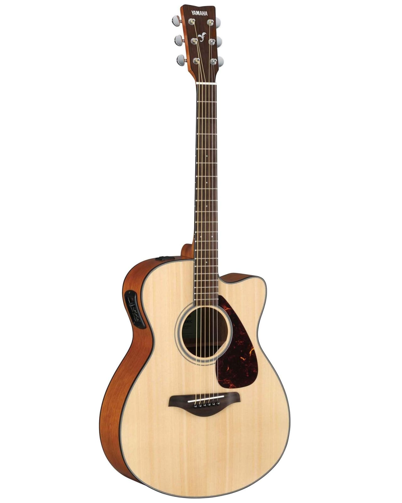 Brand new yamaha fsx800c small body acoustic electric for Yamaha guitar brands