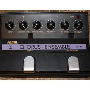 Pearl CE-22 Chorus Ensemble with original box for sale