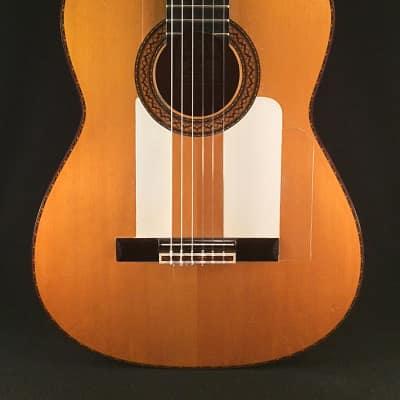 Manuel de la Chica Flamenco Guitar 1967 for sale