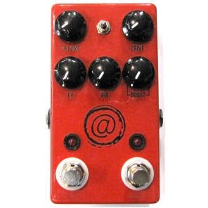 JHS Andy Timmons Plus Channel Overdrive Distortion Guitar Pedal! AT+