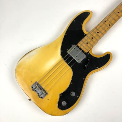 Fender Telecaster Bass 1976 Blonde for sale