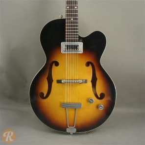 Gretsch 6186 Clipper Sunburst 1964