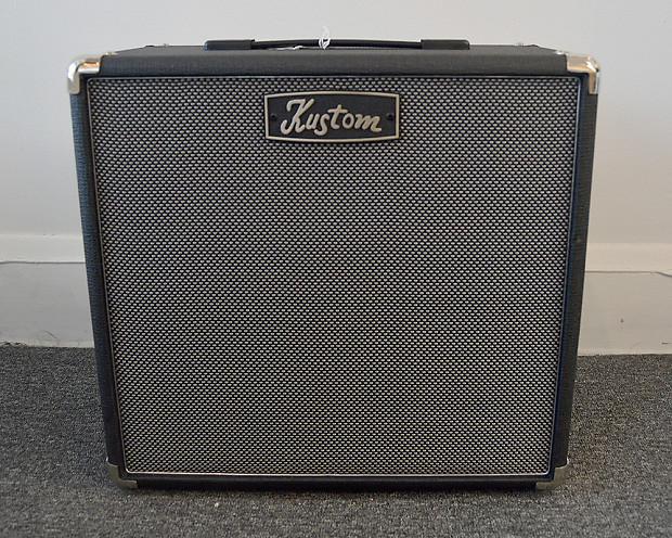 Used Kustom Defender 112 Cabinet   Reverb