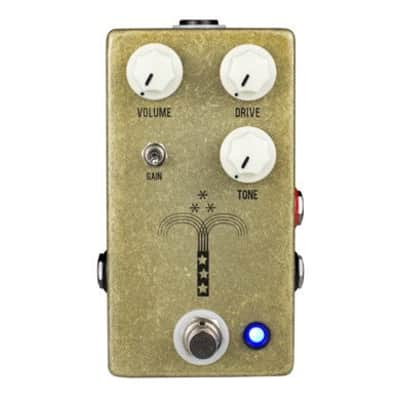 JHS Morning Glory V4 Overdrive Pedal image