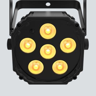 Chauvet DJ EZLING PAR Q6 BT Six Quad-Color LED Lighting