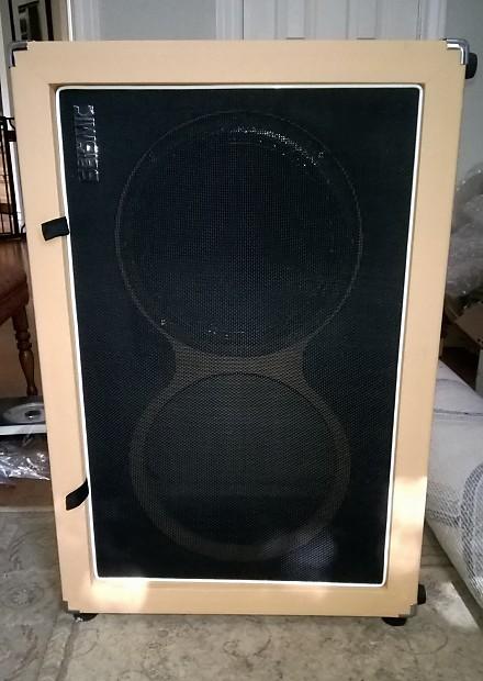 seismic luke detuned guitar cabinet with governor reverb. Black Bedroom Furniture Sets. Home Design Ideas