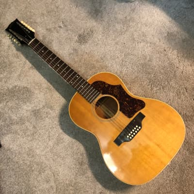 GIBSON B-45 12 STRING ACUSTIC 1962 NATURAL