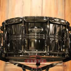 Pearl Eric Singer 30th Anniversary6.5x14 Limited Signature Snare Drum