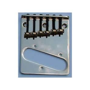Guitar Parts TELECASTER BRIDGE Top & Bottom Load - GOLD