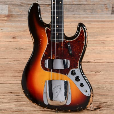 Fender Jazz Bass Sunburst 1962 (s812)