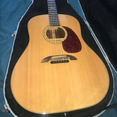 Alvarez Yairi DY-52 Canyon Creek Bookmatched Coral Rosewood for sale
