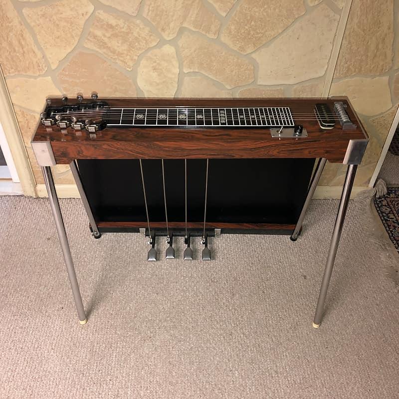 vintage emmons pedal steel guitar ohsc reverb. Black Bedroom Furniture Sets. Home Design Ideas