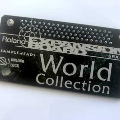 Roland Roland SRX-09 World Collection expansion board for Fantom-XR/X/SonicCell