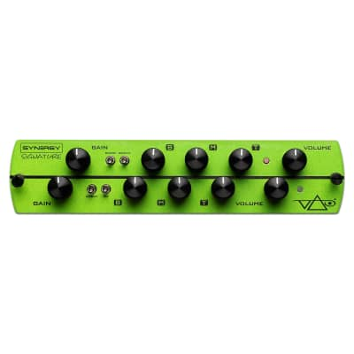 Synergy Steve Vai Signature 2-Channel Preamp Module