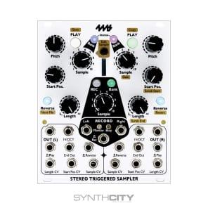 4MS Stereo Triggered Sampler