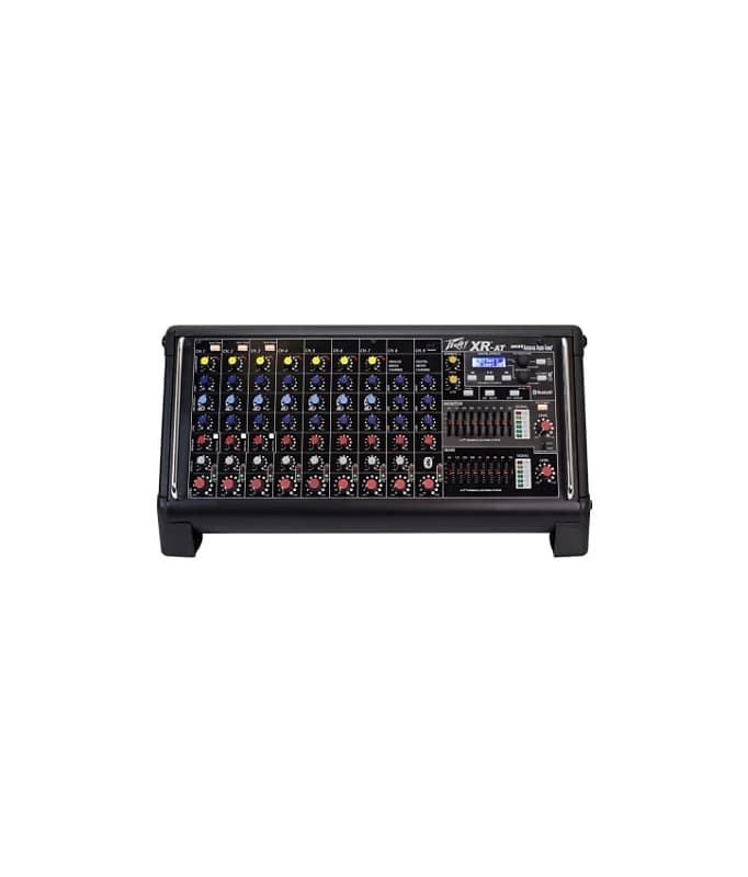 peavey xr at powered mixer with autotune reverb. Black Bedroom Furniture Sets. Home Design Ideas
