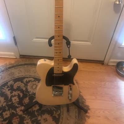 Fender Custom Shop Classic Telecaster 2004 Butterscotch