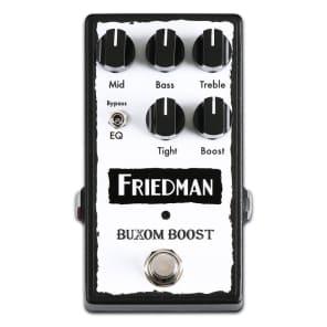 Friedman Amplification Buxom Boost DEMO