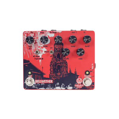 WALRUS AUDIO Bellwether Analog Delay with Chorus Engine and Tap Tempo for sale