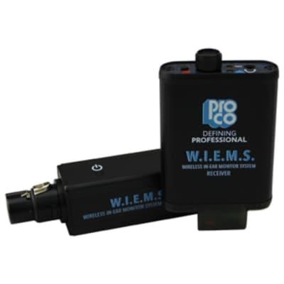 RapcoHorizon W.I.E.M.S. Wireless In-Ear Monitor System