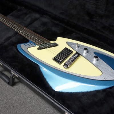 Backlund Guitars by Eastwood Guitars / Backlund Model 100   Blue for sale