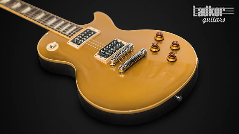 e55be0b7fb8d55 2008 Gibson Slash Signature Les Paul Goldtop SIGNED Limited