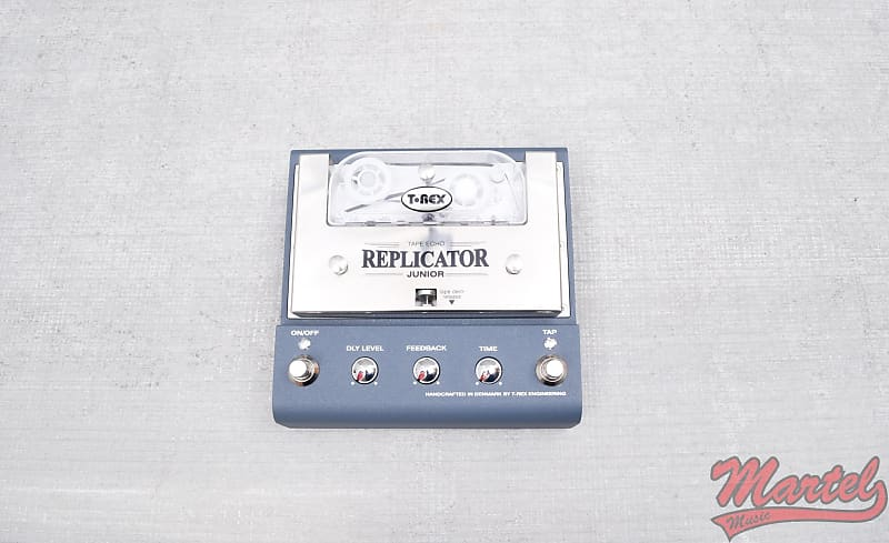 used t rex effects replicator junior tape echo reverb. Black Bedroom Furniture Sets. Home Design Ideas