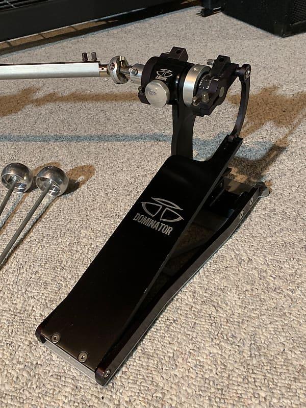 trick dominator double pedal black reverb. Black Bedroom Furniture Sets. Home Design Ideas