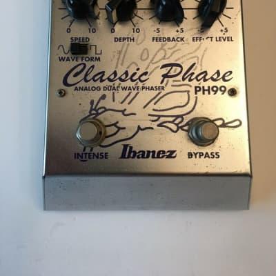 Ibanez PH99 Classic Phase Analog Dual Wave Phaser Rare Vintage Guitar Pedal MIJ
