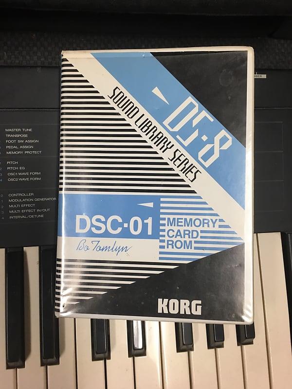 Korg DS-8 1986 Black | VFMusik | Reverb