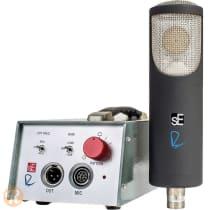 sE Electronics RNT Large Diaphragm Multipattern Tube Condenser Microphone image