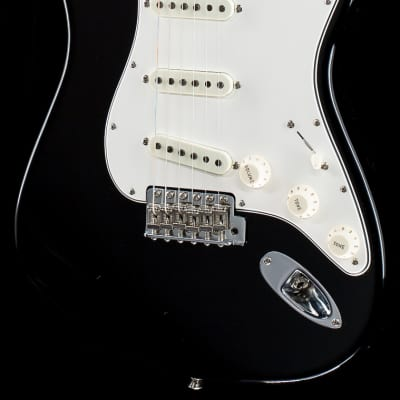 Fender Custom Shop Closet Classic 1969 Stratocaster Black (658) for sale