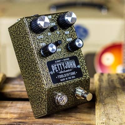 Pettyjohn Electronics Gold Overdrive