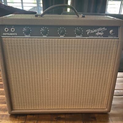 1963 Fender Princeton Brown for sale