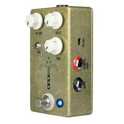 NEW JHS Morning Glory V4 Overdrive Pedal - AUTHORIZED DEALE
