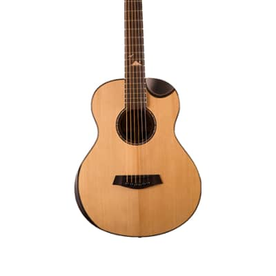 Islander RS-MG-EQ Electro-Acoustic Mini-guitar w/ Solid Sitka Spruce Top and Gig Bag for sale