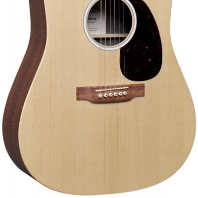 Martin DC-X2E-01 Acoustic/Electric Guitar with Gigbag