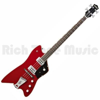 Gretsch G6199B Billy Bo Jupiter Thunderbird Bass - Firebird Red for sale