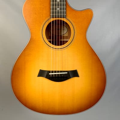 Taylor 312ce 12-Fret LTD Satin Honey Sunburst Lutz Spruce & Tasmanian Blackwood for sale