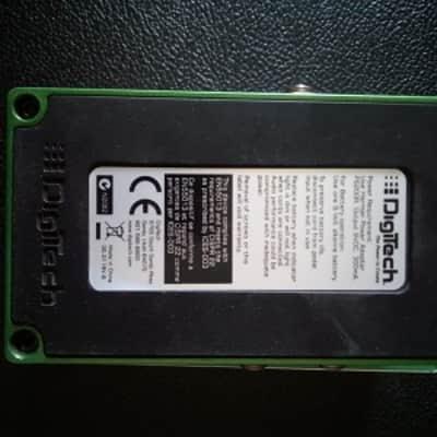 DigiTech Bad Monkey Tube Overdrive Green for sale