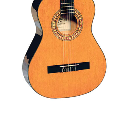 Monterey MC-601 3/4 Size Classical Guitar - Spruce Top - RRP: $169.95 - 40% OFF! for sale