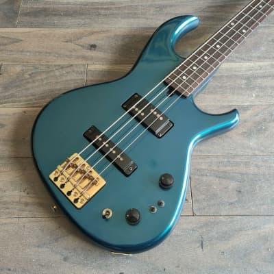 1986 Aria Pro II Japan (Matsumoku) RSB Deluxe-II Bass (Blue) for sale