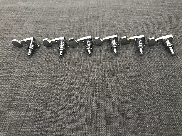 Fender Squier Tuning Machines Chrome | Spencer's Shop