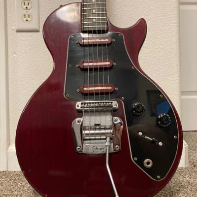 Gibson Challenger III 1984 Burgundy for sale