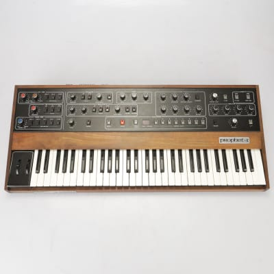 Sequential Circuits Prophet 5 Rev 3 Polyphonic Analog Synthesizer w/ MIDI #37961