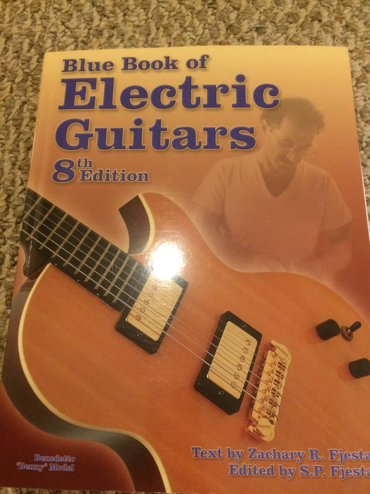 blue book of electric guitars 8th edition 2003 reverb. Black Bedroom Furniture Sets. Home Design Ideas